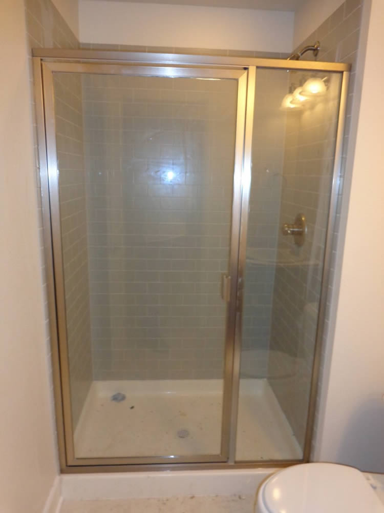 Framed Glass Shower Doors atlanta framed shower doors - superior shower doors georgia