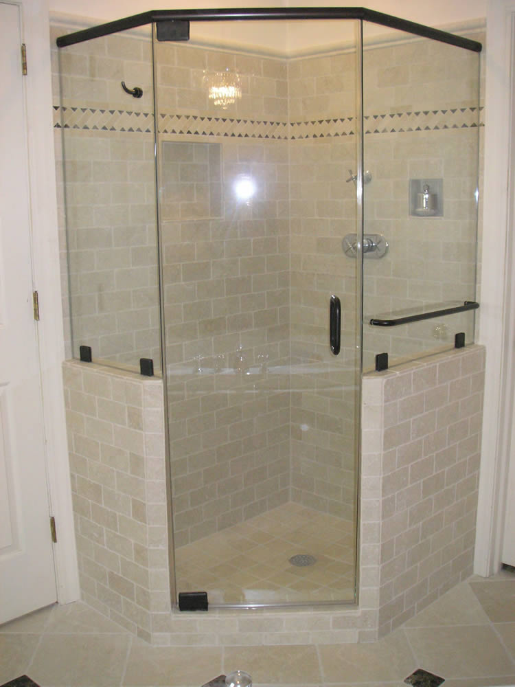 066 semi framed shower door atlanta ga