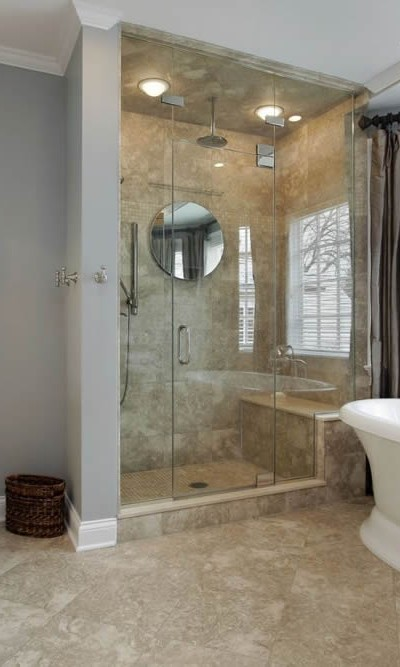 017 frameless shower door buckhead ga