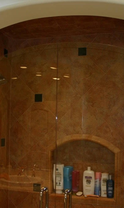 018 - Frameless Shower Door - Marietta, GA