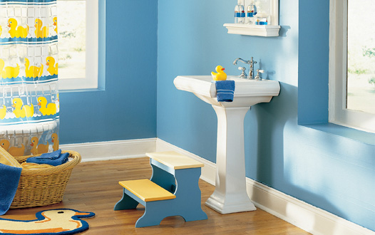 Atlanta Bathroom Designs for Kids