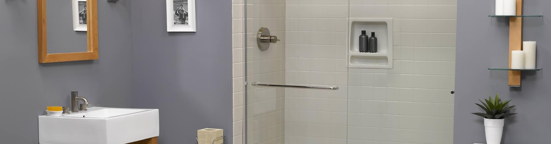 Shower Door Installations - Atlanta, Georgia