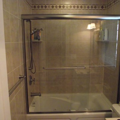 002 Sliding Shower Doors Chattanooga TN