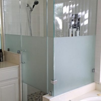 007 Custom Shower Doors Chattanooga TN