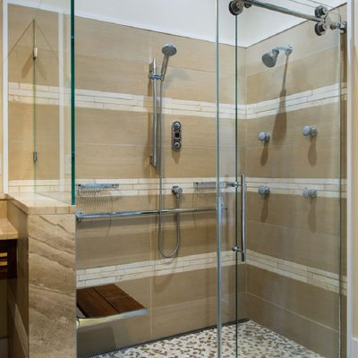 004 Frameless Shower Doors Ridgeside TN
