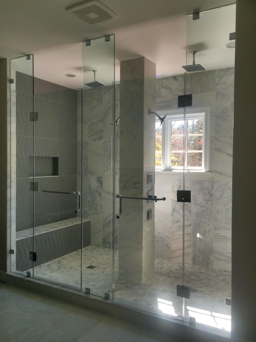009 Two Person Shower Enclosure