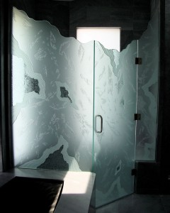 Custom Cut Shower Door Glass, Atlanta