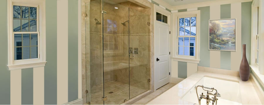 Marietta Georgia Shower Door
