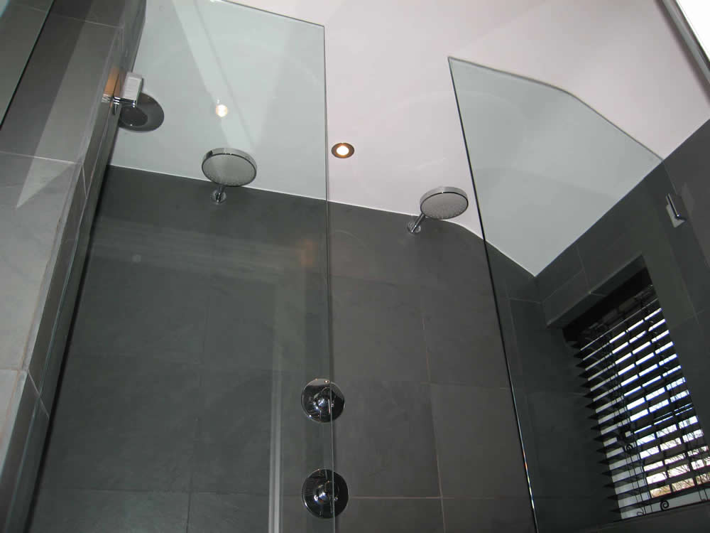 080 Shower Glass Splash Panel - Atlanta, GA