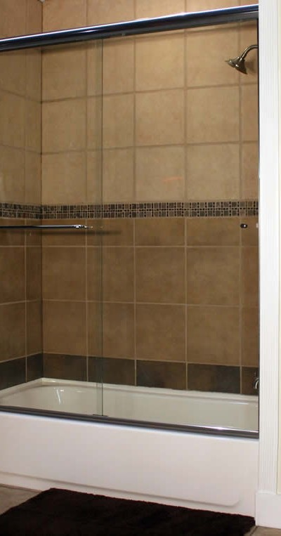 055 Semi-Framed Shower Door - Atlanta, GA