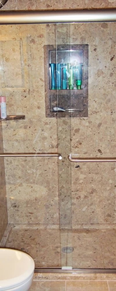 062 Semi-Framed Shower Door - Woodstock, GA