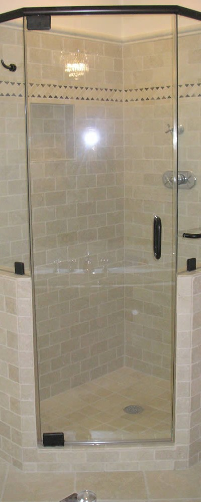 066 Semi-Framed Shower Door - Atlanta, GA