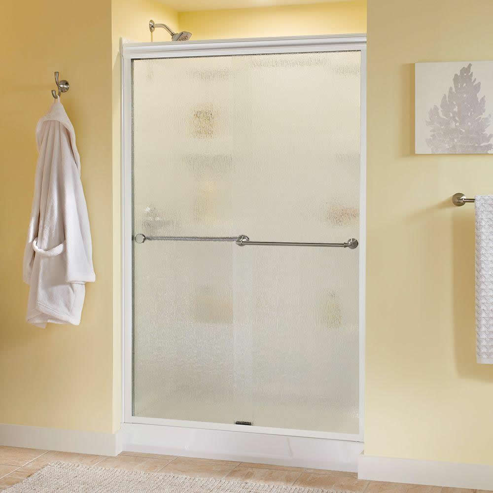 064 Semi-Framed Shower Door - Atlanta, GA