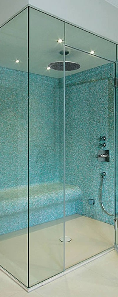 008 - Frameless Shower Door - Woodstock, GA