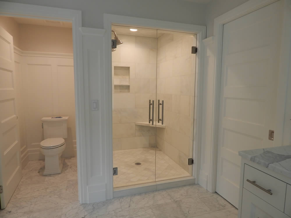 glass doors city new york bathroom door installations shower frameless