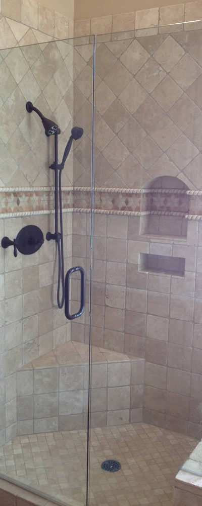 013 - Frameless Shower Door - Woodstock, GA