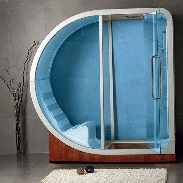 Steam Shower of the Future Available Now