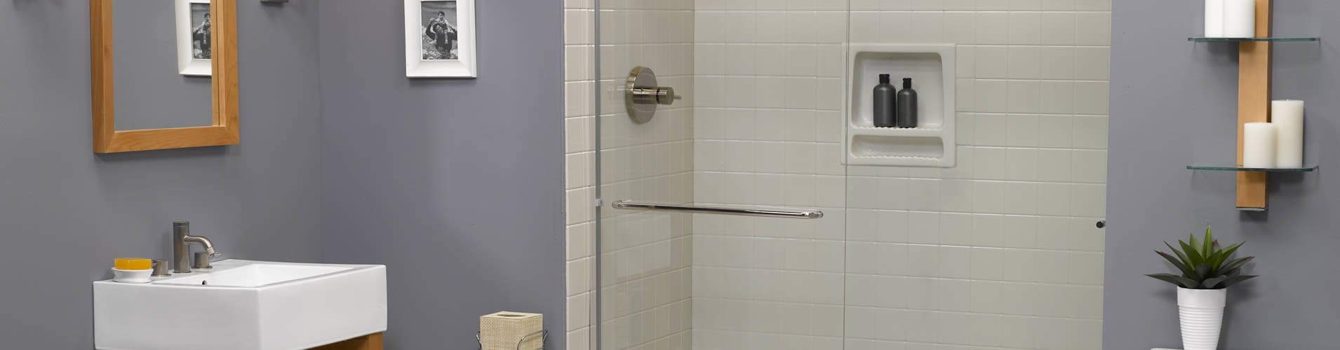 Shower Door Installations - Atlanta, Georgia