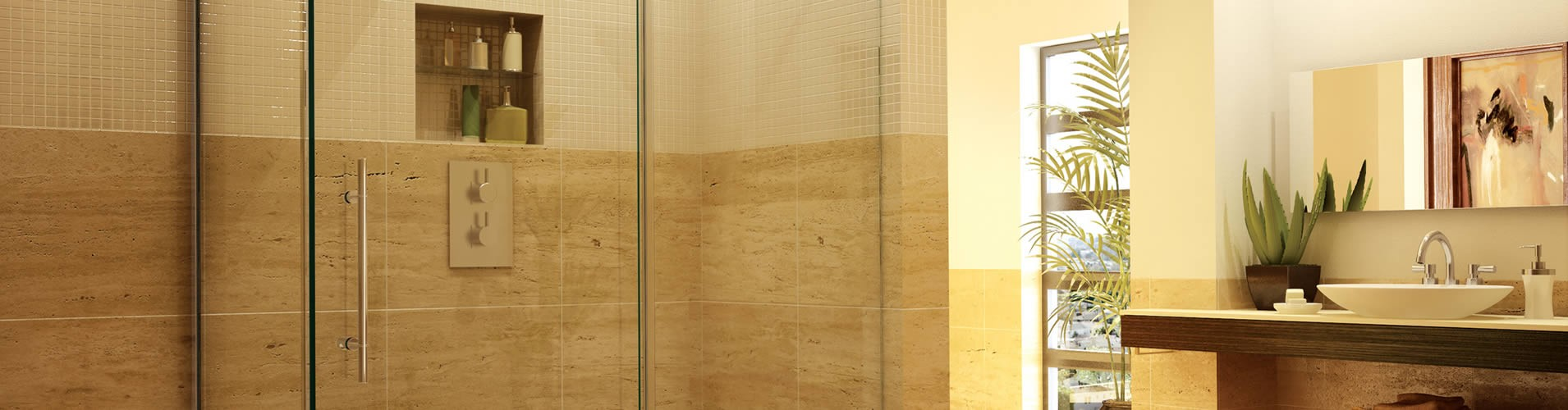 Atlanta frameless shower doors