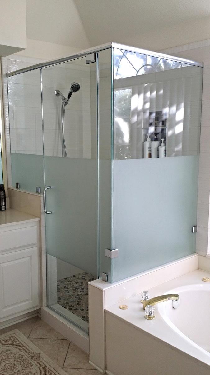 007 Custom Shower Doors Chattanooga TN