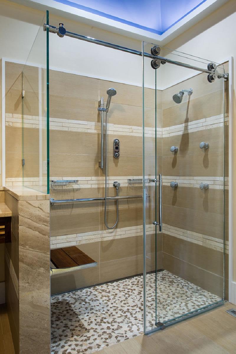 004 Frameless Shower Doors Ridgeside TN