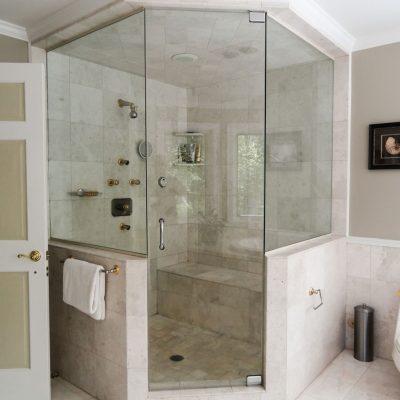 001 Corner Shower Chattanooga TN