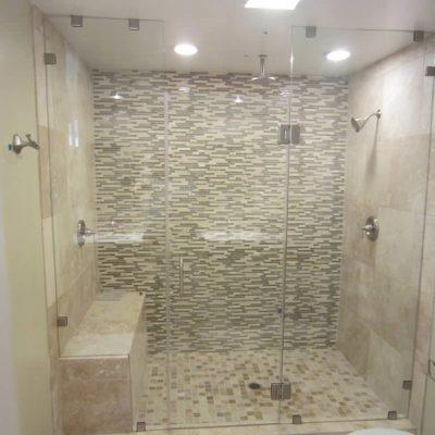 003 Frameless Shower Doors Chattanooga TN