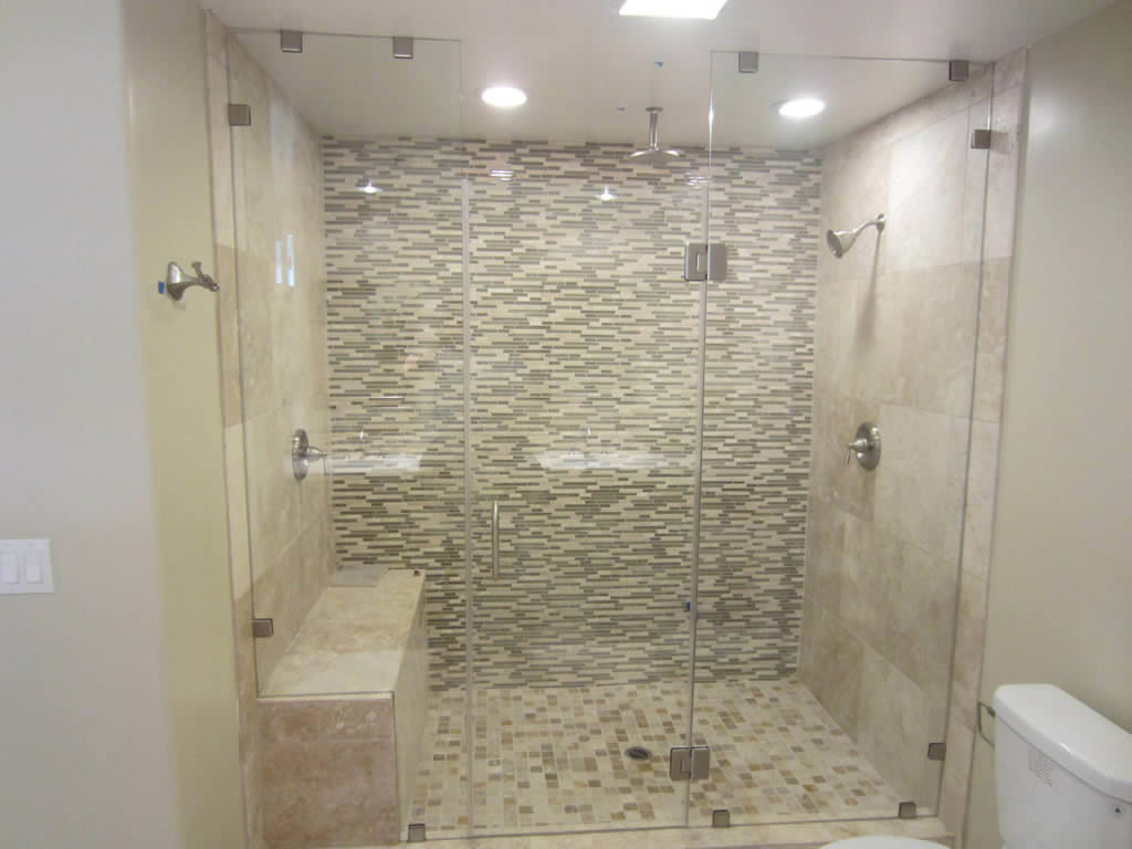 glass shower doors glass door ideas