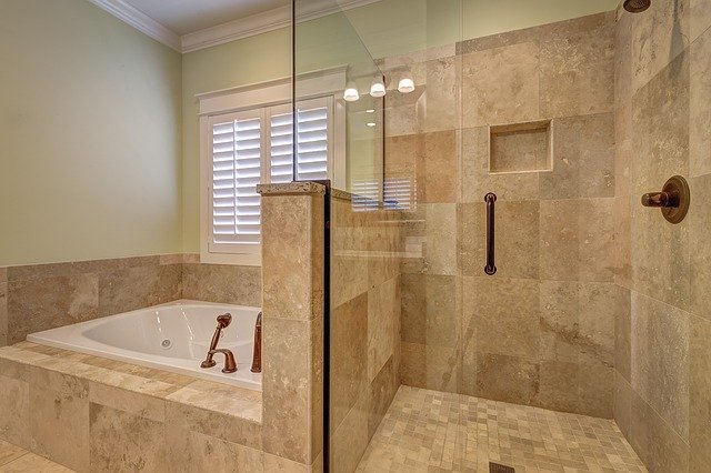 Roswell Ga Frameless shower doors